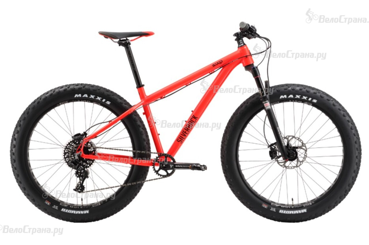 Велосипед Silverback SCOOP SINGLE (2016) велосипед silverback syncra 1 2016
