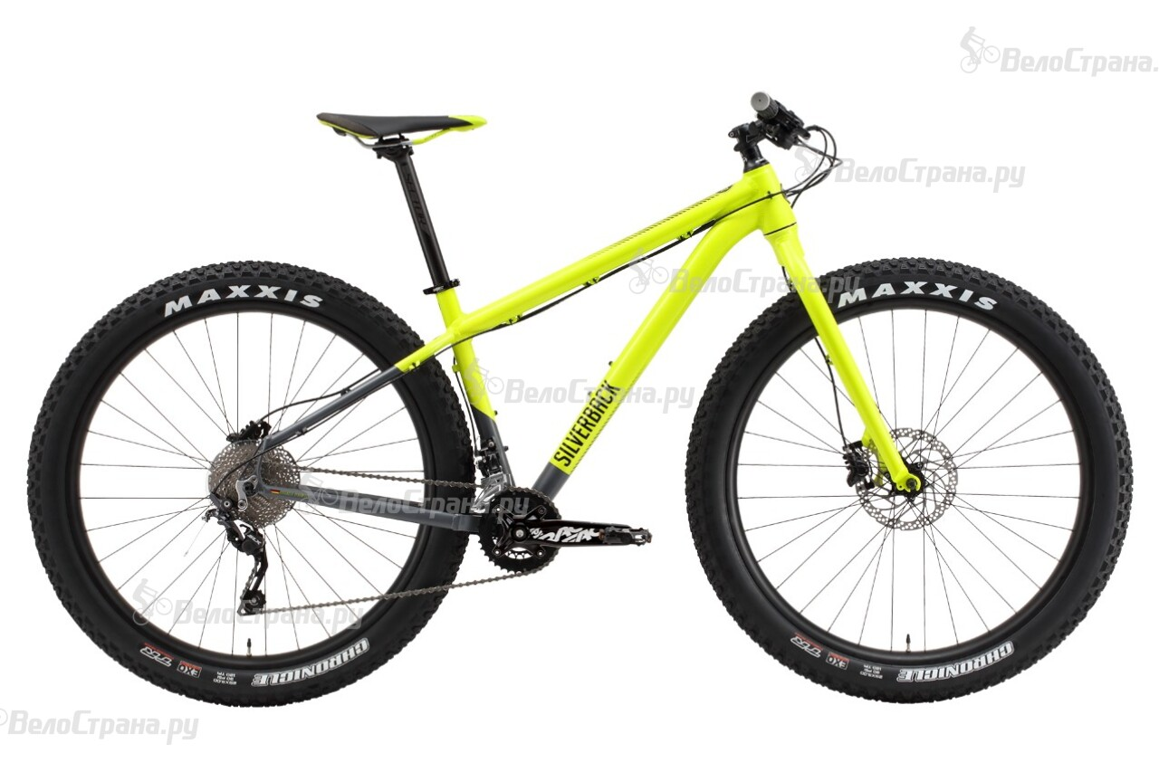 Велосипед Silverback SPHERE 2 27,5 (2016)