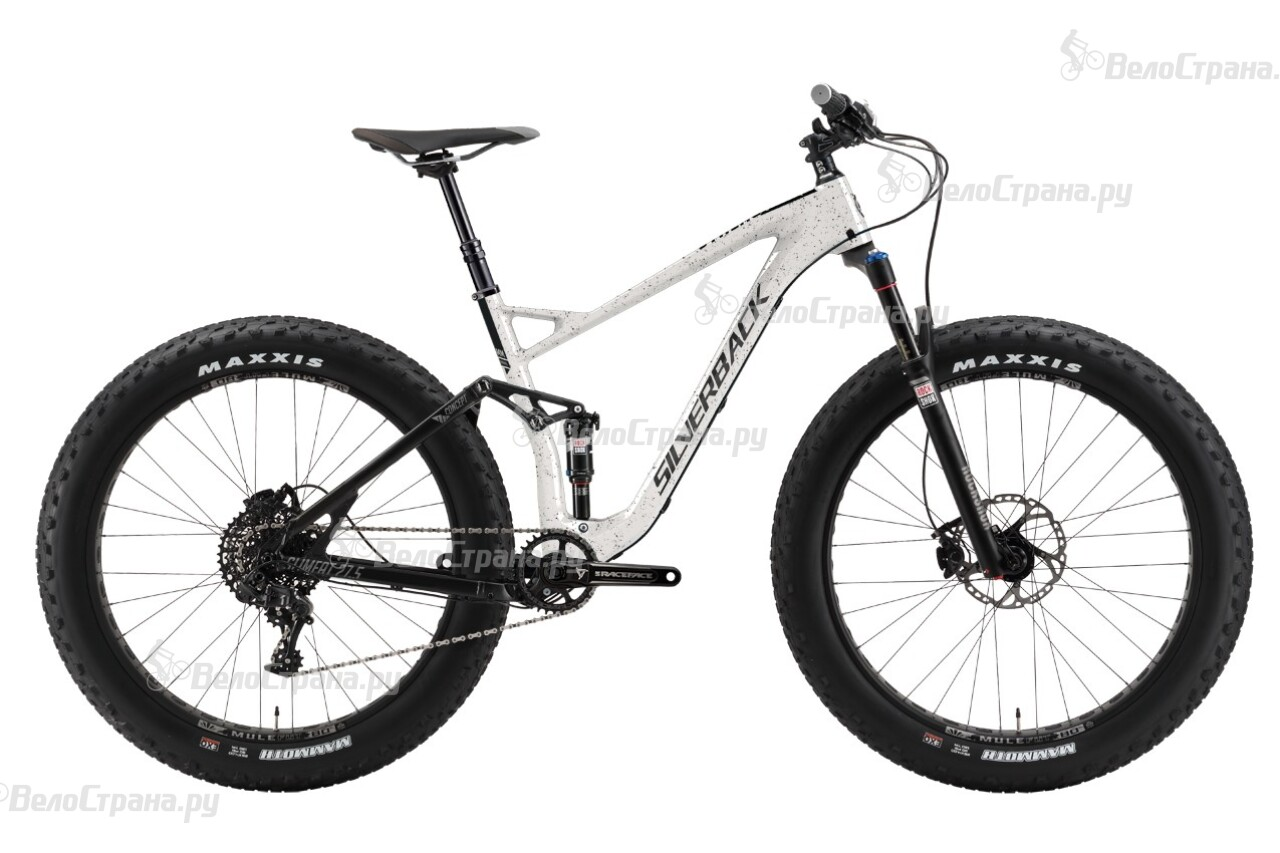 Велосипед Silverback SYNERGY FAT (2016)