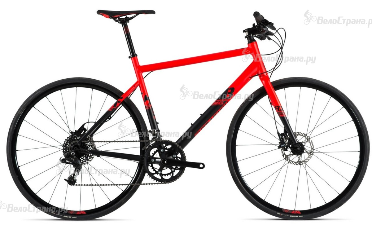 Велосипед Commencal FCB 29 RED (2016)