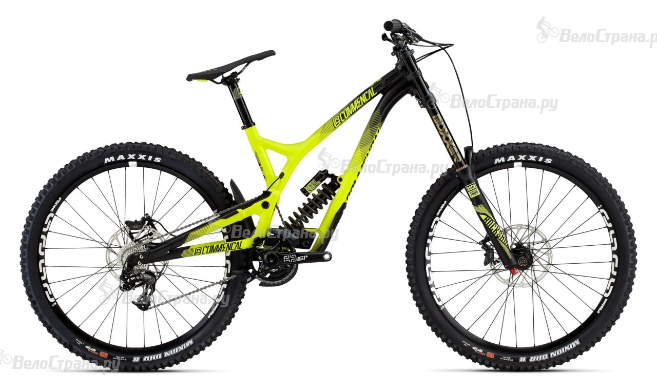 Велосипед Commencal SUPREME DH V4 RACE ROCKSHOX 650B (2016) commencal supreme dh wc 2013