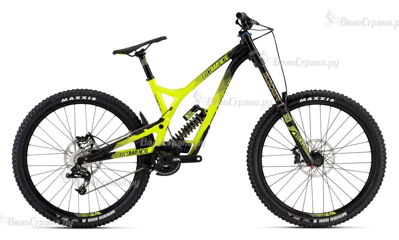 Велосипед Commencal SUPREME DH V4 ORIGIN ROCKSHOX 650B (2016) commencal supreme dh wc 2013