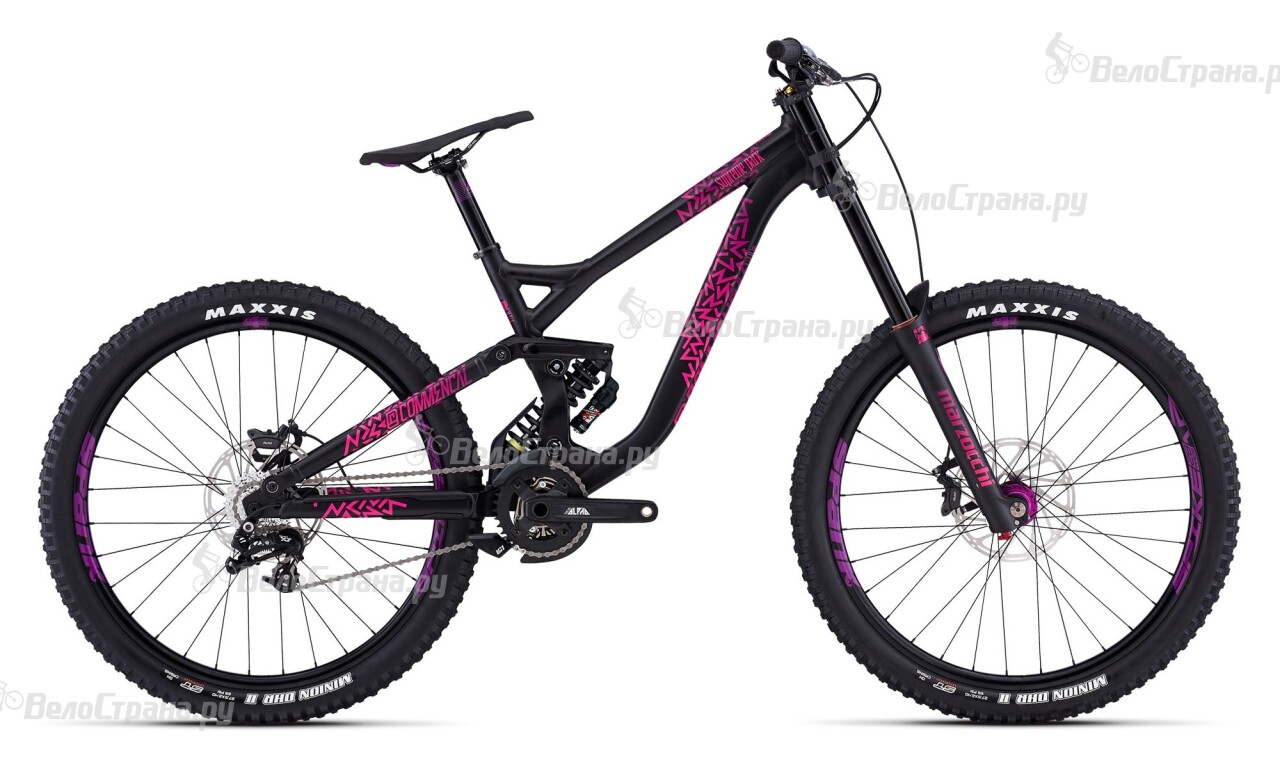 Велосипед Commencal SUPREME PARK PURPLE 650B (2016) велосипед commencal supreme dh o 650 b 2015