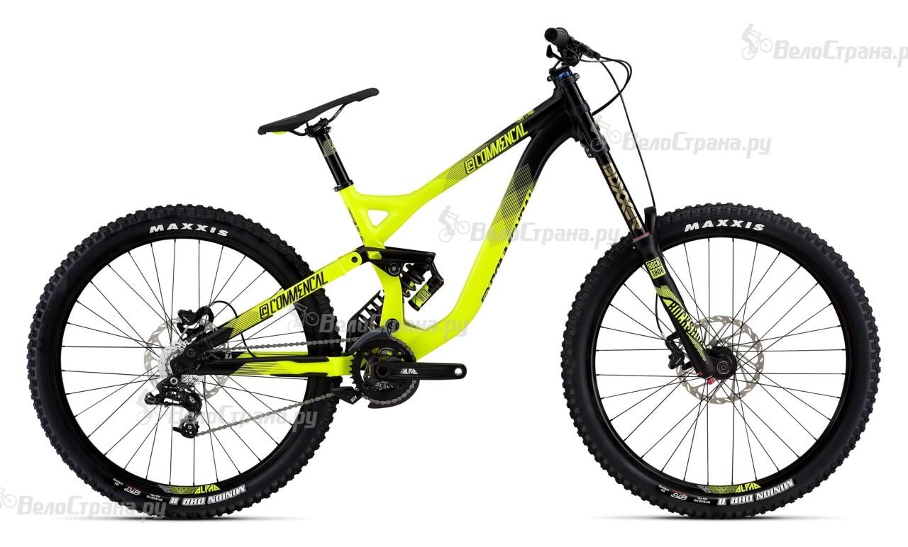 Велосипед Commencal SUPREME DH V3 ROCKSHOX (2016) commencal supreme dh wc 2013