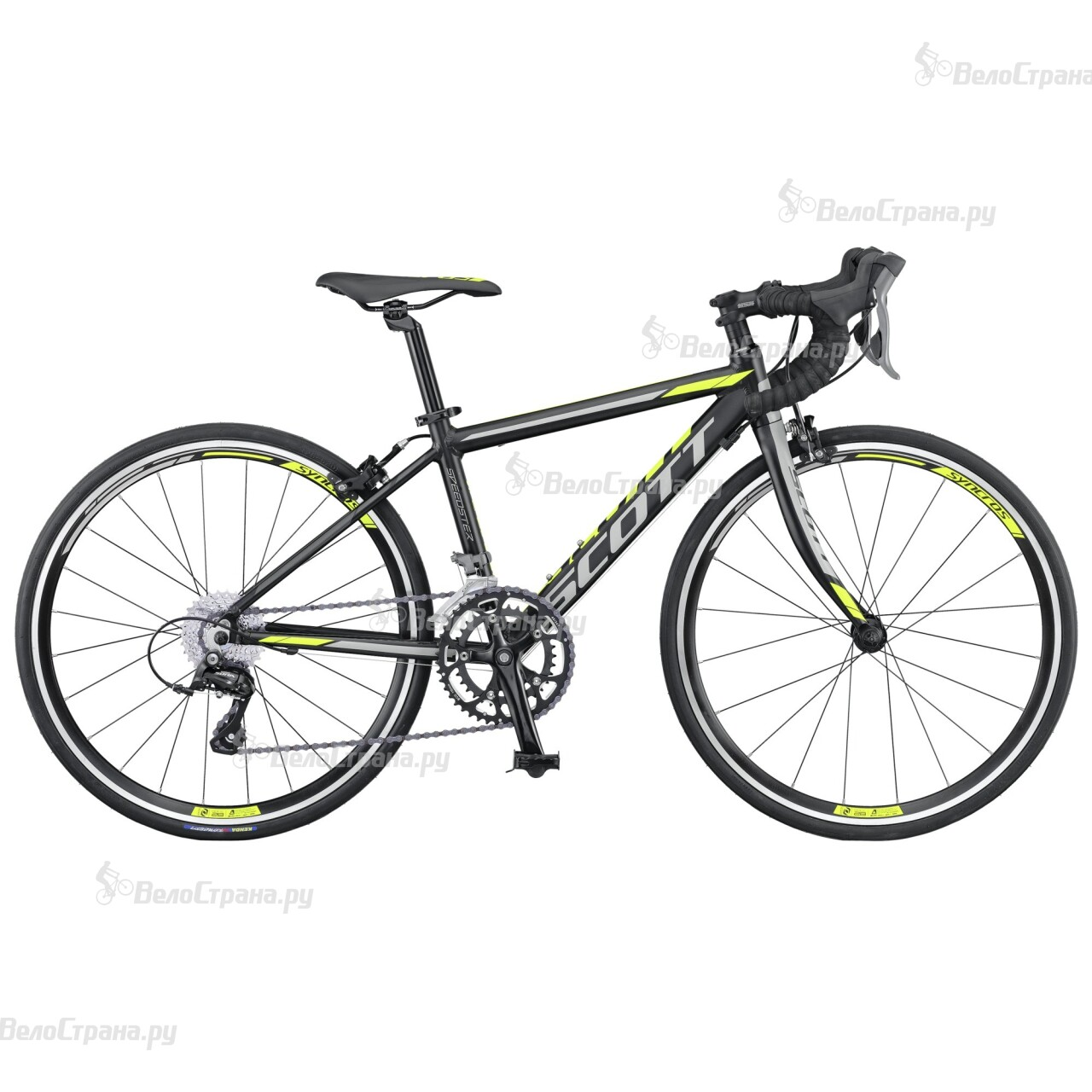 Велосипед Scott Speedster JR 24 (2016) велосипед scott speedster 30 disc 2016
