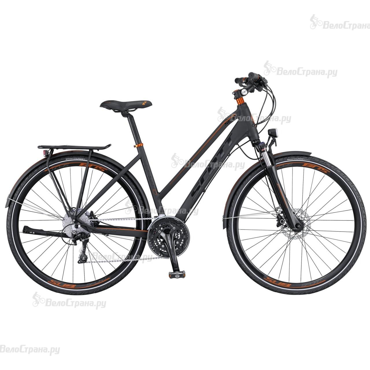 Велосипед Scott SUB Sport 10 Lady (2016)