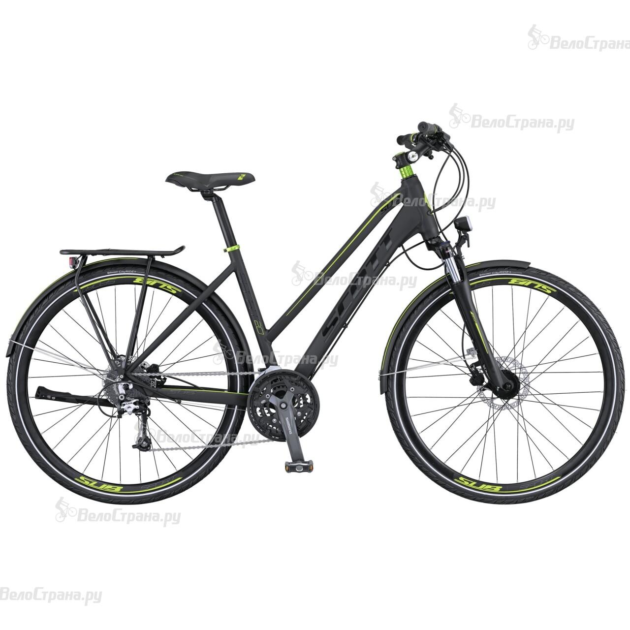 Велосипед Scott SUB Sport 20 Lady (2016)