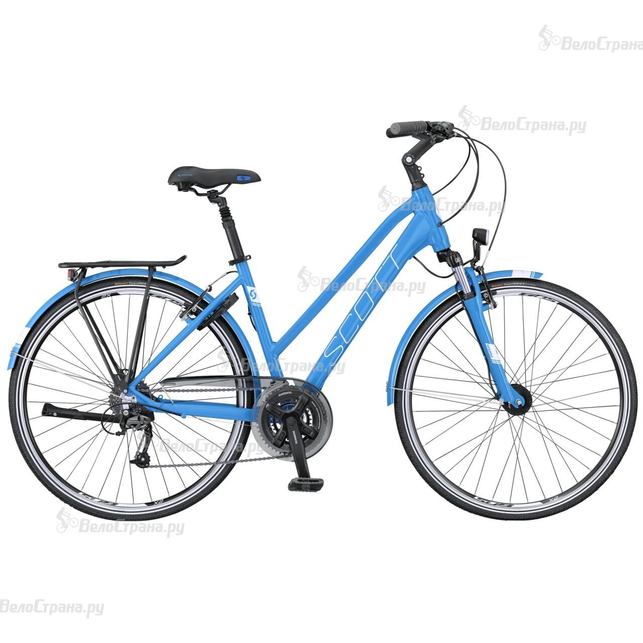 Велосипед Scott SUB Comfort 10 Lady (2016)