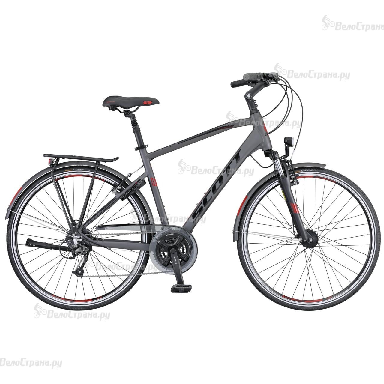 Велосипед Scott SUB Comfort 10 Men (2016) 2016 men