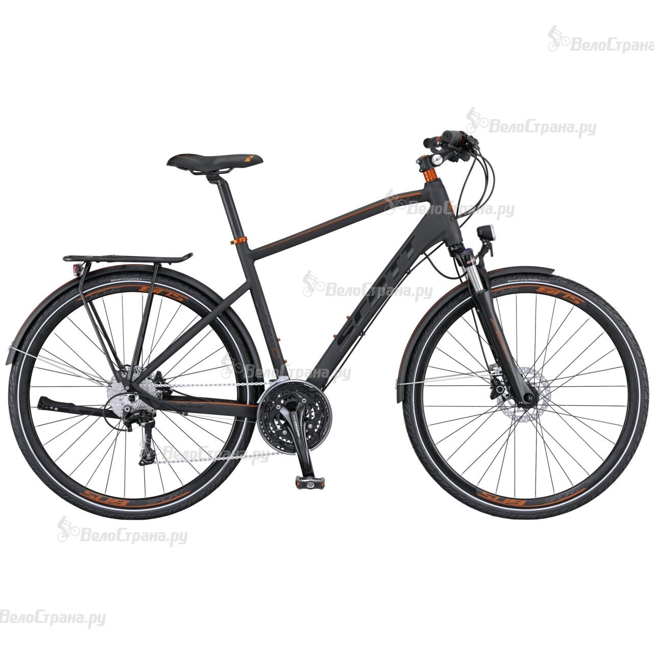 Велосипед Scott SUB Sport 10 Men (2016)