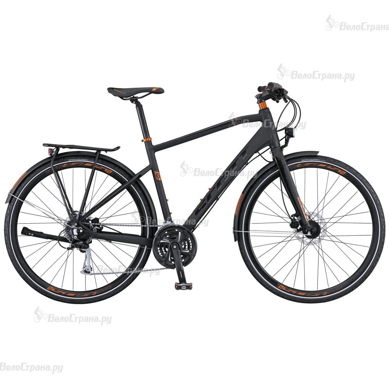 Велосипед Scott Sub Evo 30 (2016)