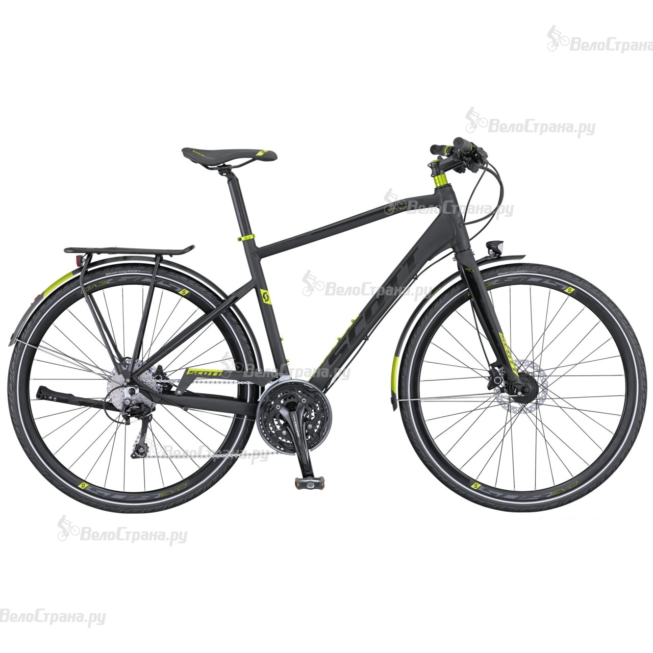 Велосипед Scott Sub Evo 20 (2016)