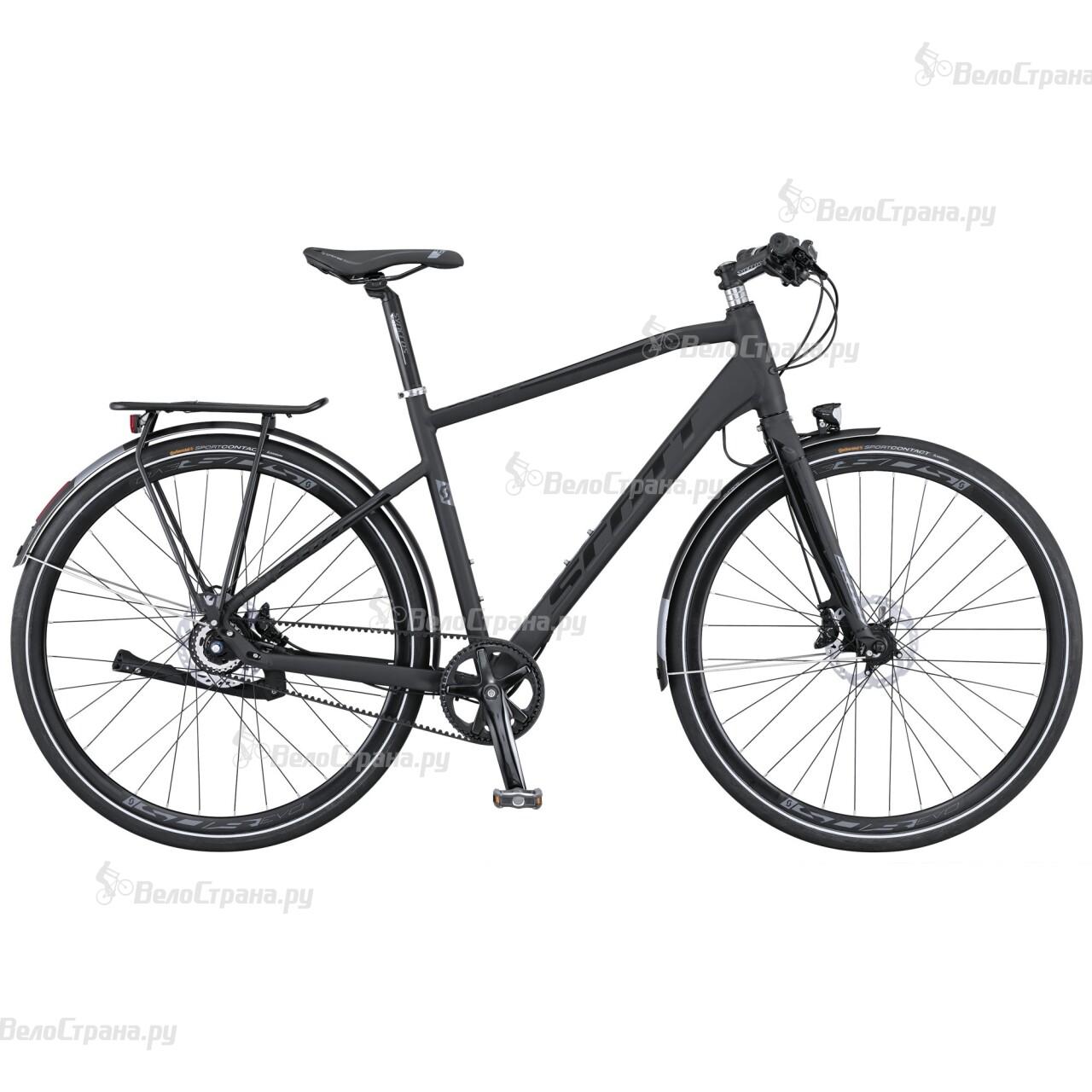 Велосипед Scott SUB EVO 10 (2016)