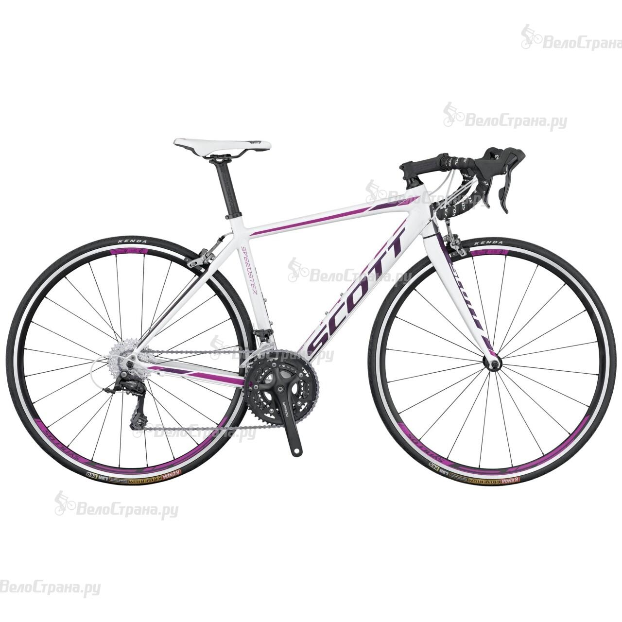 Велосипед Scott Contessa Speedster 35 (2016) велосипед scott contessa solace 35 2017