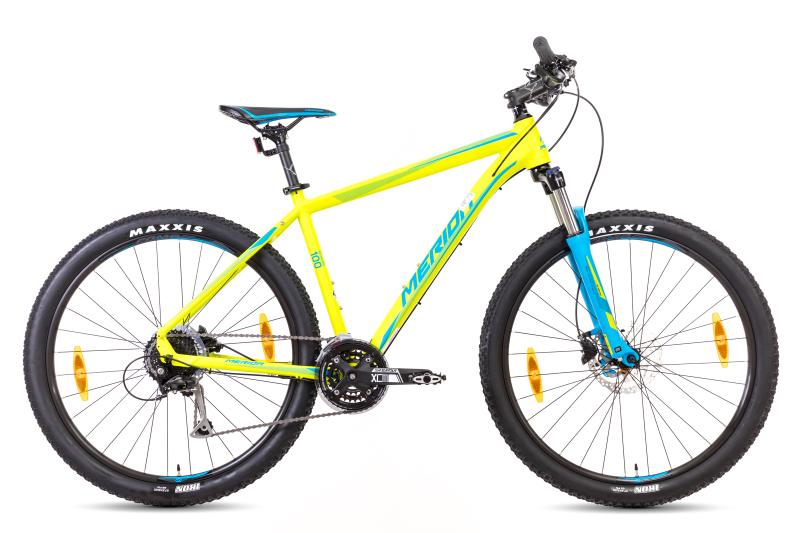 Купить Горный велосипед Merida Big.Seven 100 (2017)