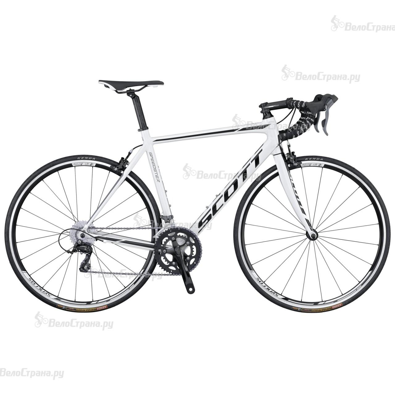 Велосипед Scott Speedster 50 16-Speed (2016)