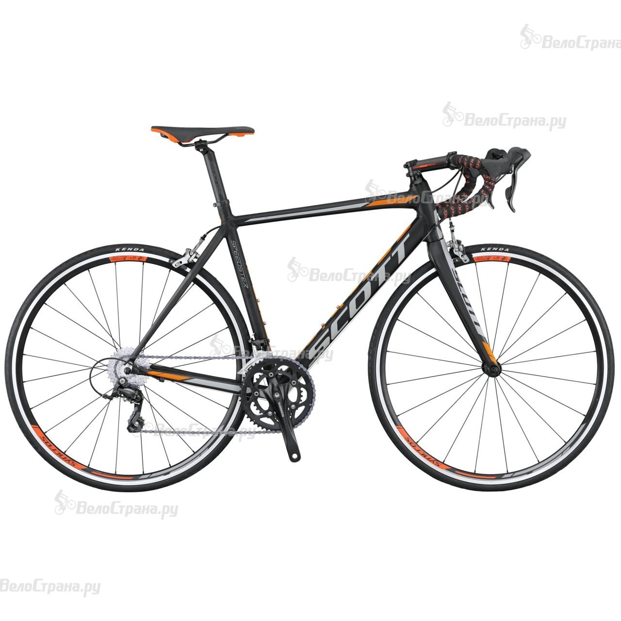 Велосипед Scott Speedster 40 (2016)