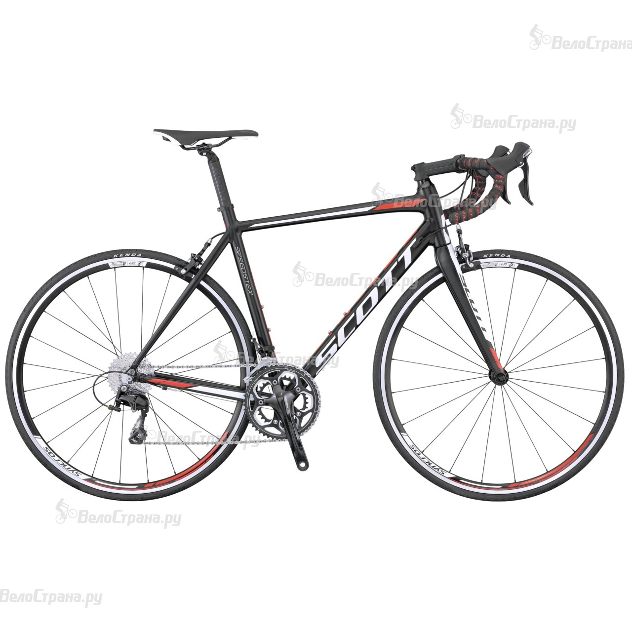 Велосипед Scott Speedster 20 (2016)