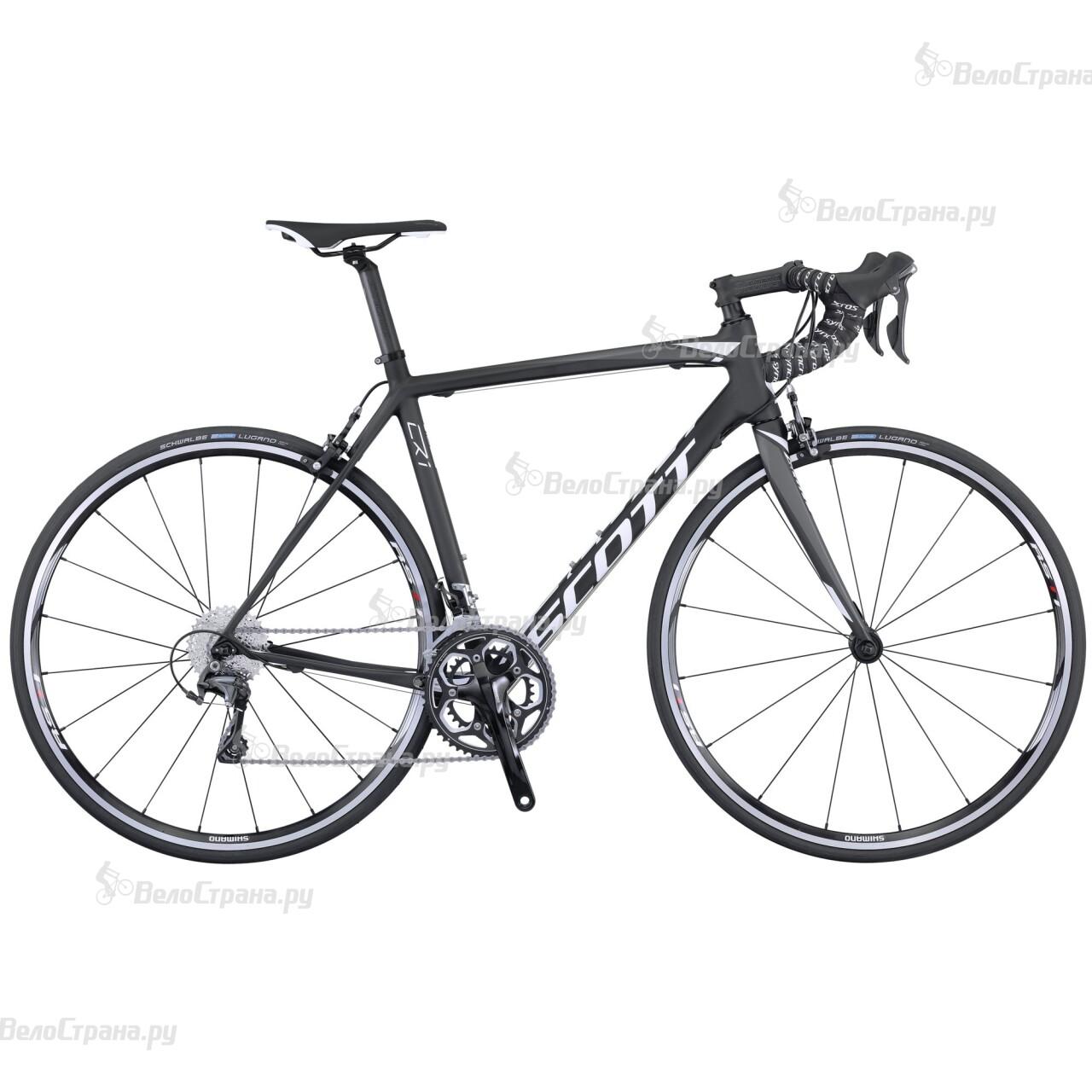 Велосипед Scott CR1 10 (2016) велосипед scott cr1 20 2017