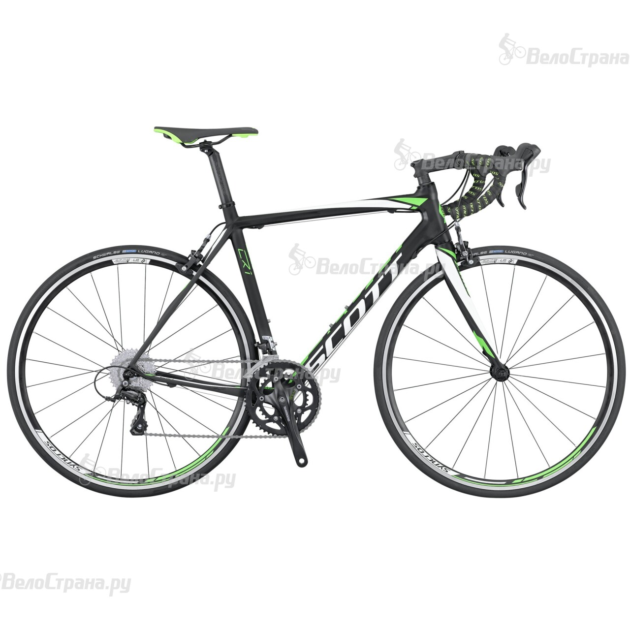 Велосипед Scott CR1 30 (2016) велосипед scott cr1 20 2017
