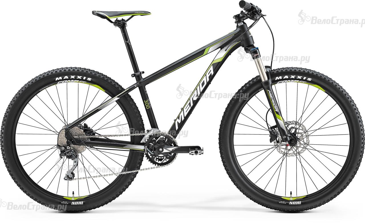 Велосипед Merida Big.Seven 300 (2017)