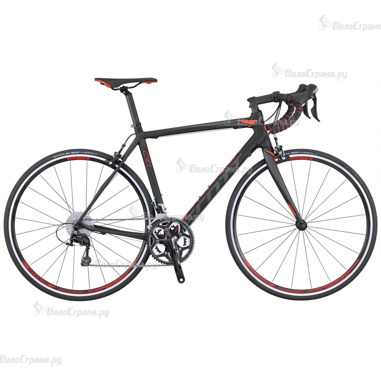 Велосипед Scott CR1 20 (2016)