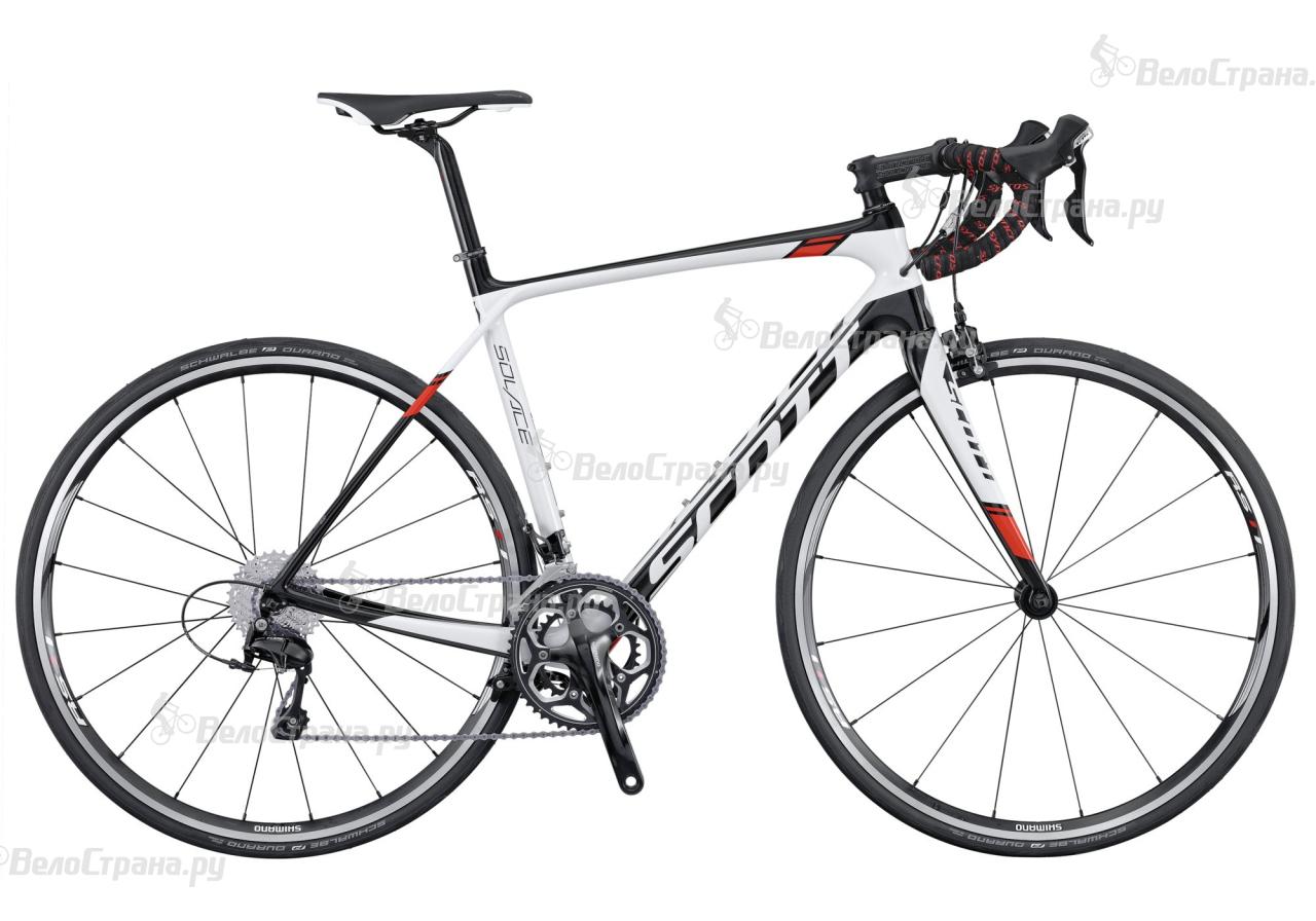 Велосипед Scott Solace 20 (2016) велосипед scott contessa solace 15 compact 2015