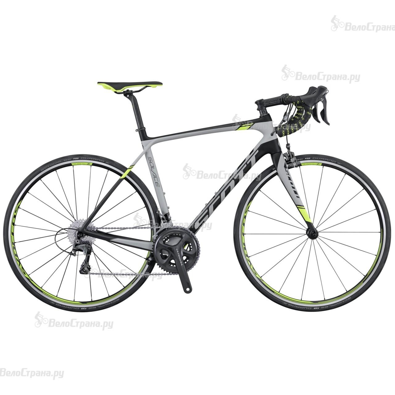 Велосипед Scott Solace 10 (2016)