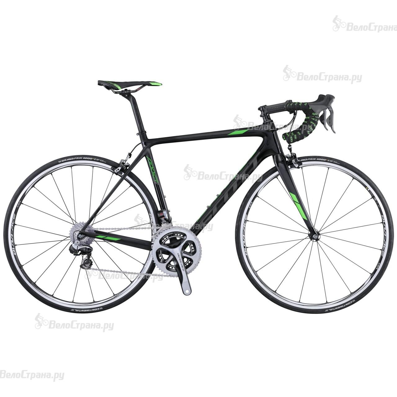 Велосипед Scott Addict Team Issue (2016) scott addict sl compact 2015