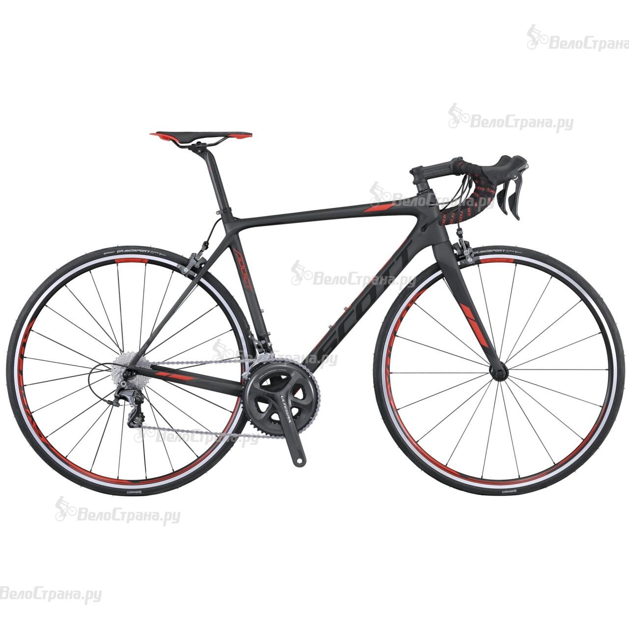 Велосипед Scott Addict 20 (2016) scott addict sl compact 2015