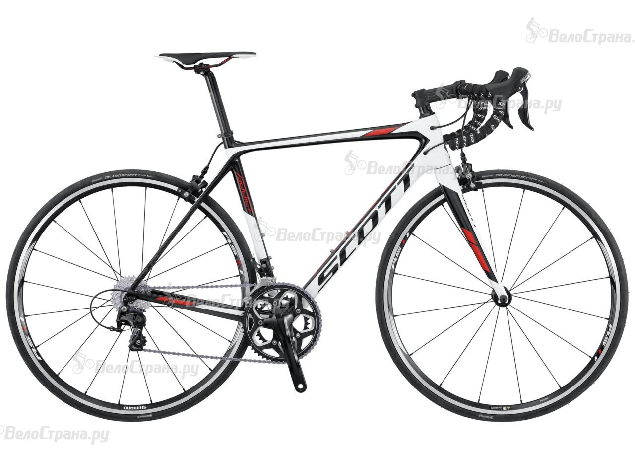 Велосипед Scott Addict 30 (2016) scott addict sl compact 2015