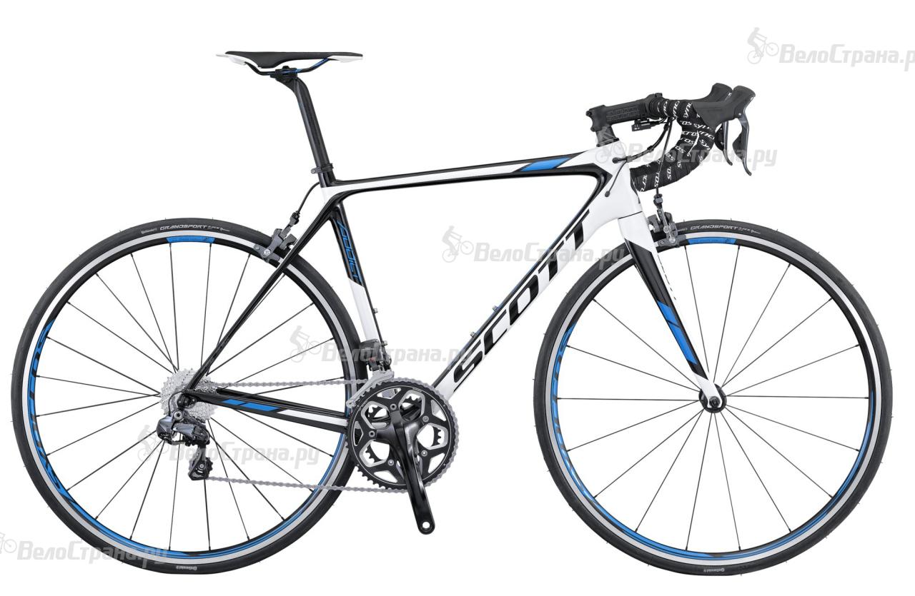 Велосипед Scott Addict 15 (2016) scott addict sl compact 2015