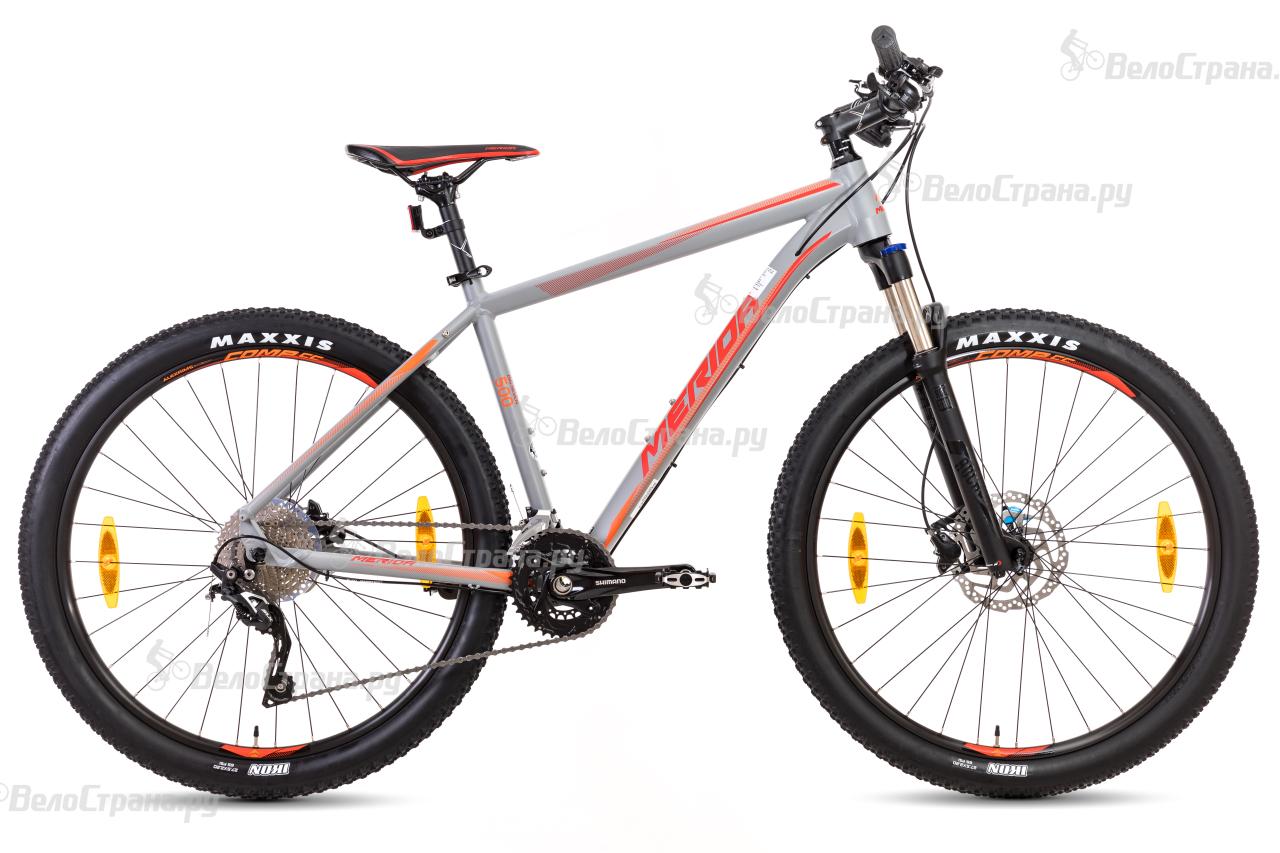 Велосипед Merida Big.Seven 500 (2017)