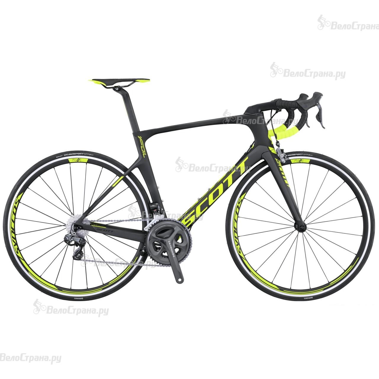Велосипед Scott Foil 10 (2016)