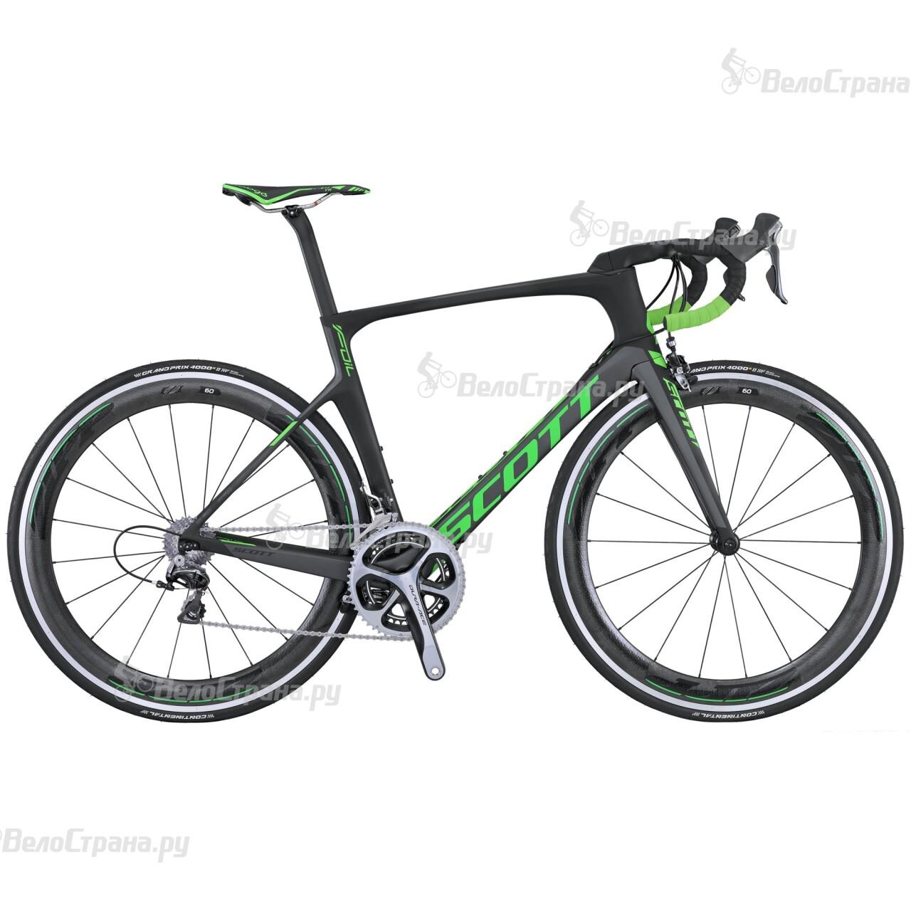 Велосипед Scott Foil Team Issue (2016)  цена и фото