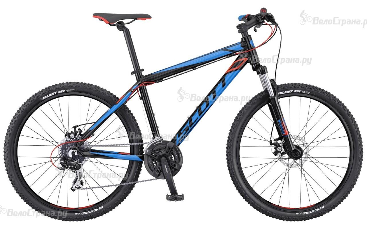 Велосипед Scott Aspect 660 (2016) велосипед scott aspect 720 27 5 2016