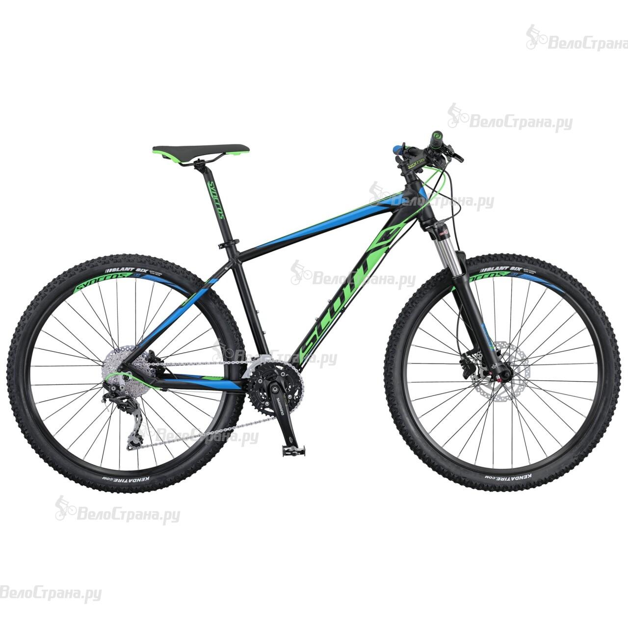Велосипед Scott Aspect 720 (2016) велосипед scott aspect 720 27 5 2016