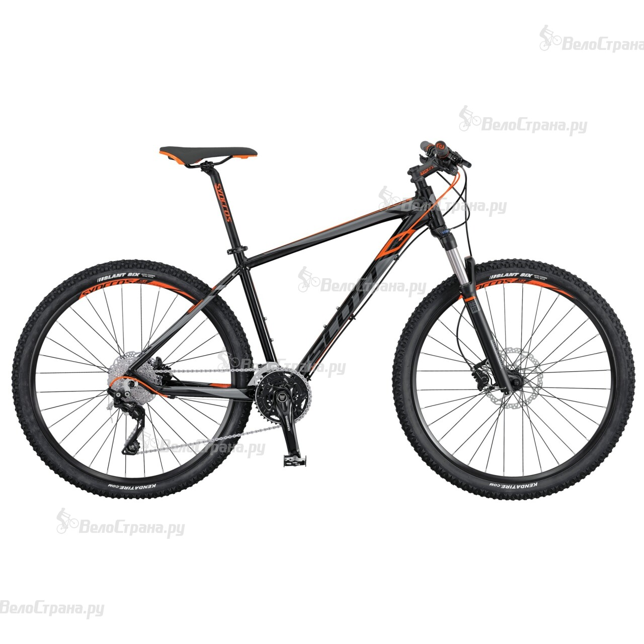 Велосипед Scott Aspect 710 (2016)