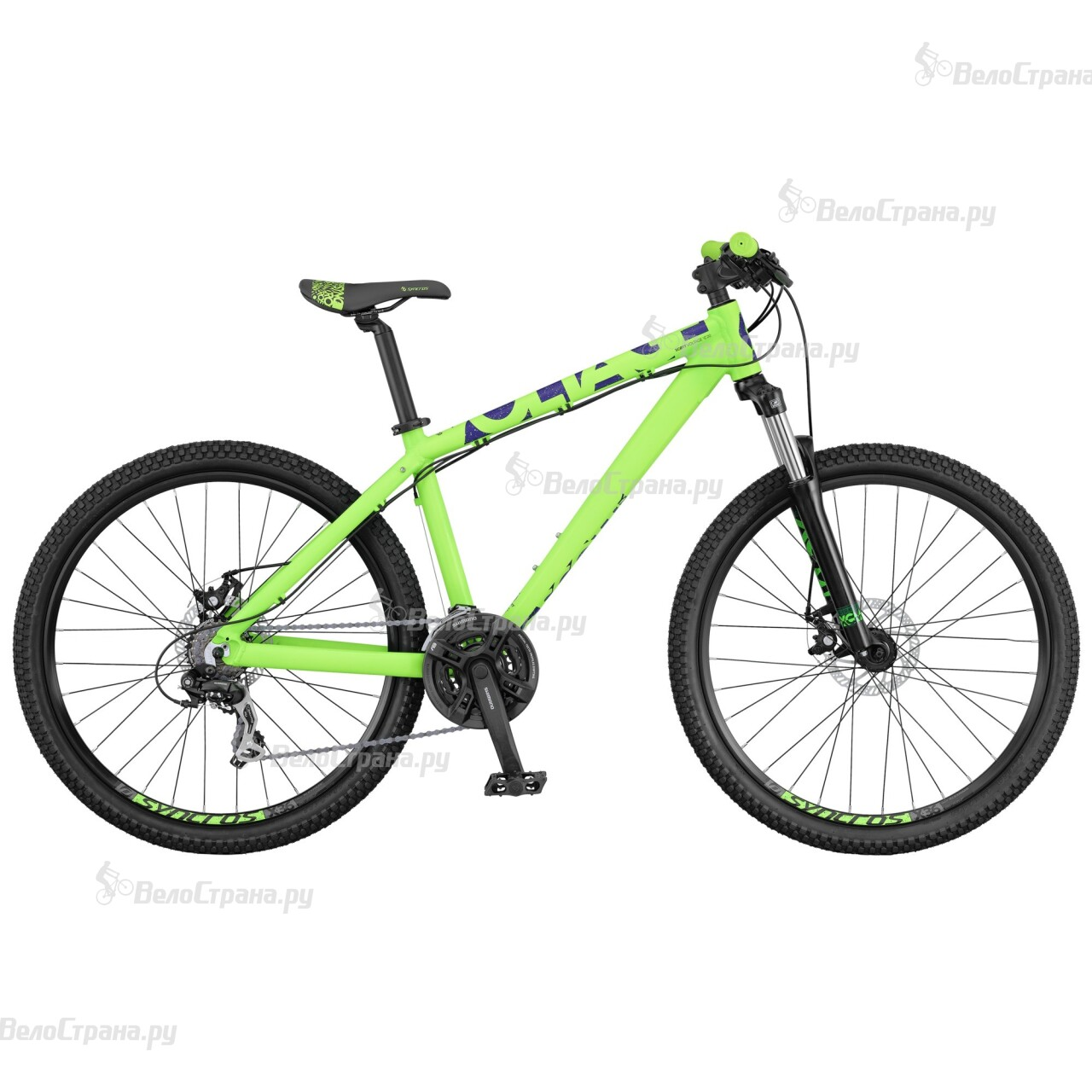 Велосипед Scott Voltage YZ 20 (2016) велосипед scott voltage yz 20 2014