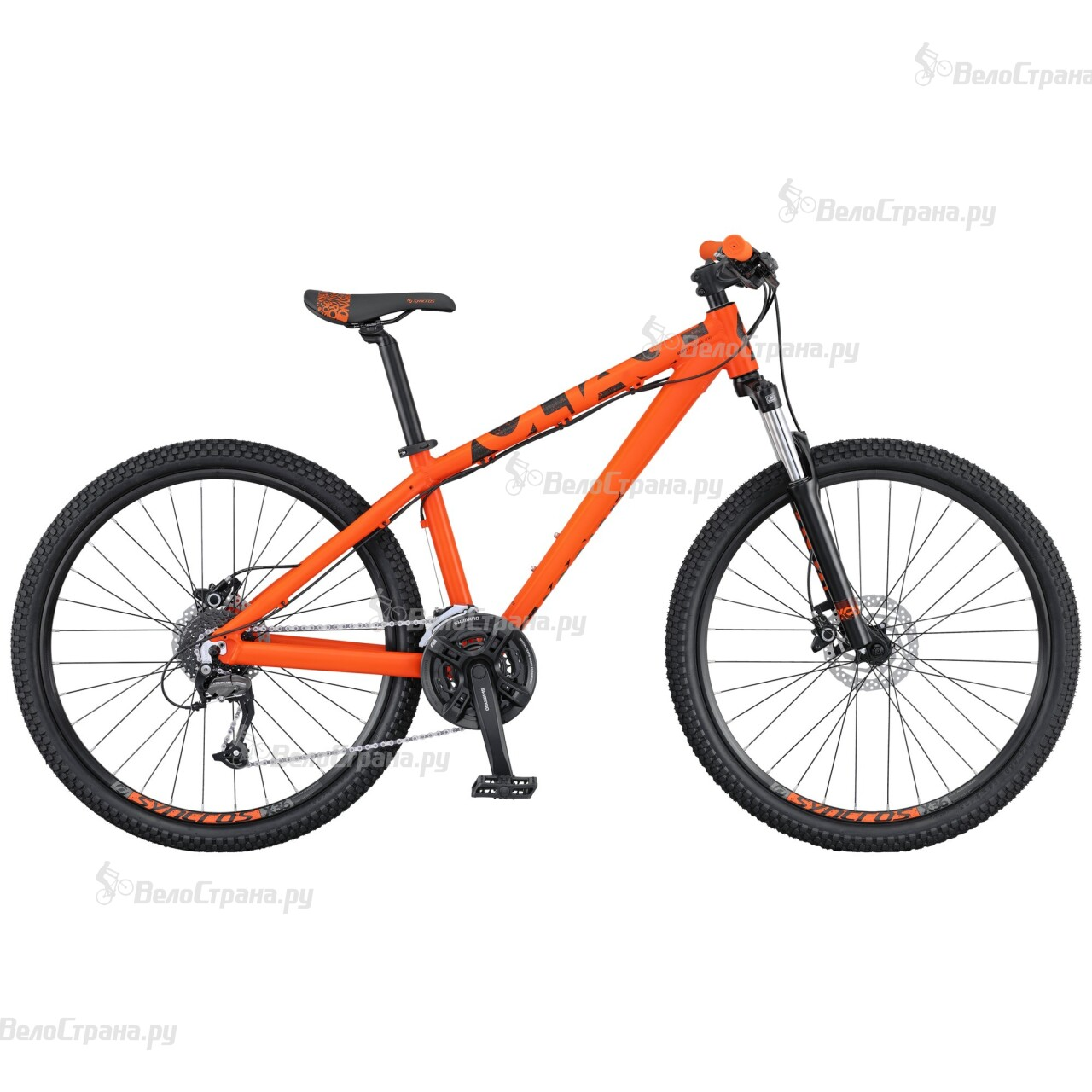 Велосипед Scott Voltage YZ 10 (2016)