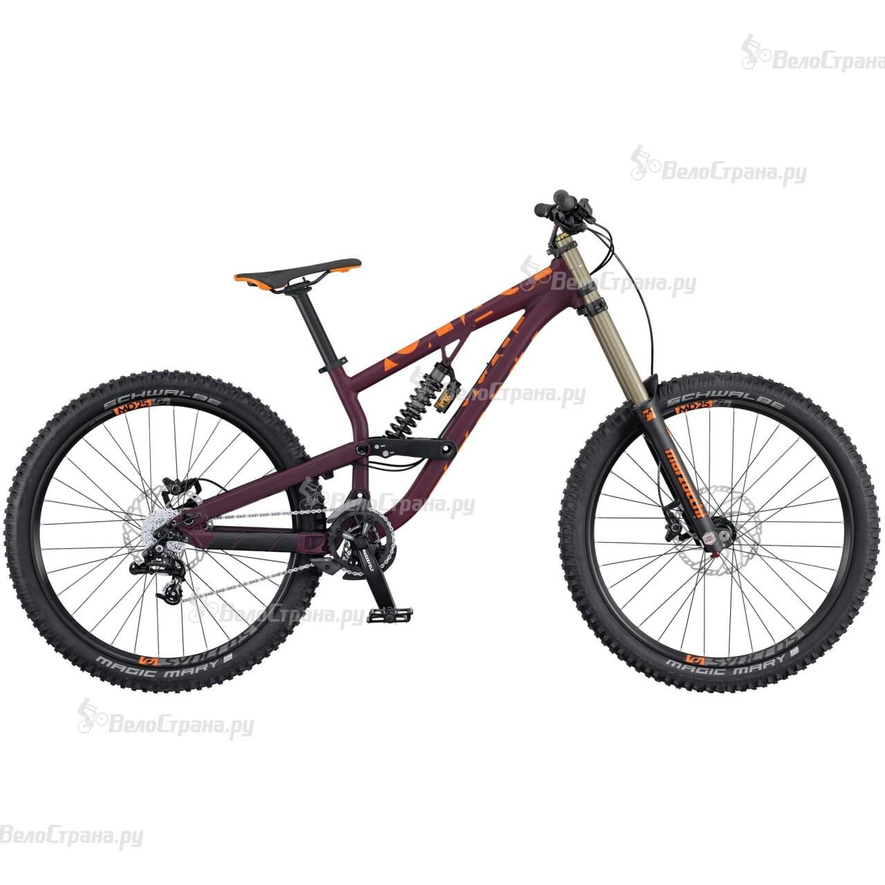 Велосипед Scott Voltage FR 720 (2016) велосипед scott aspect 700 27 5 2016