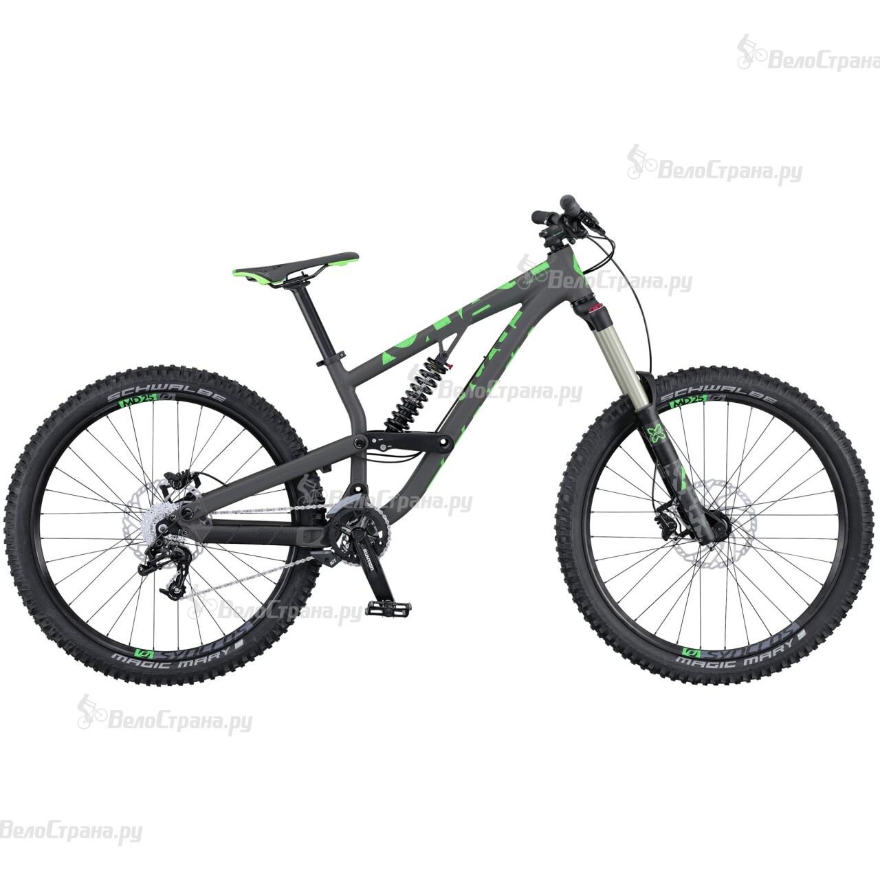 Велосипед Scott VOLTAGE FR 730 (2016)