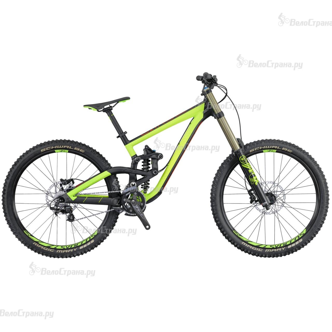 Велосипед Scott GAMBLER 720 (2016) велосипед scott gambler 720 2015