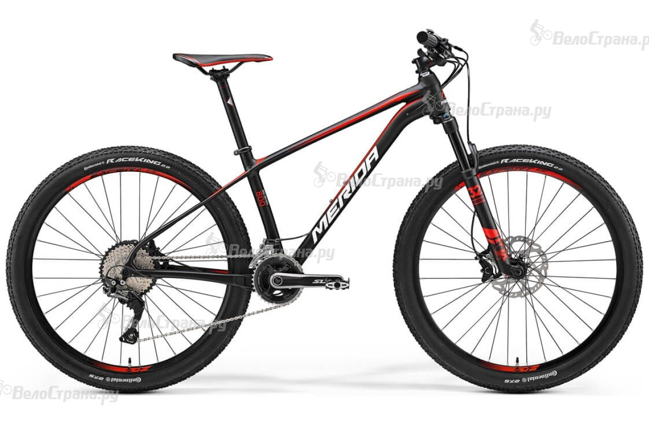 Велосипед Merida Big.Seven 800 (2017) merida bigseven 800 27 5
