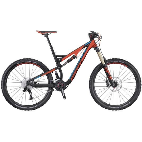 Купить Велосипед двухподвес Scott Genius LT 720 (2016)