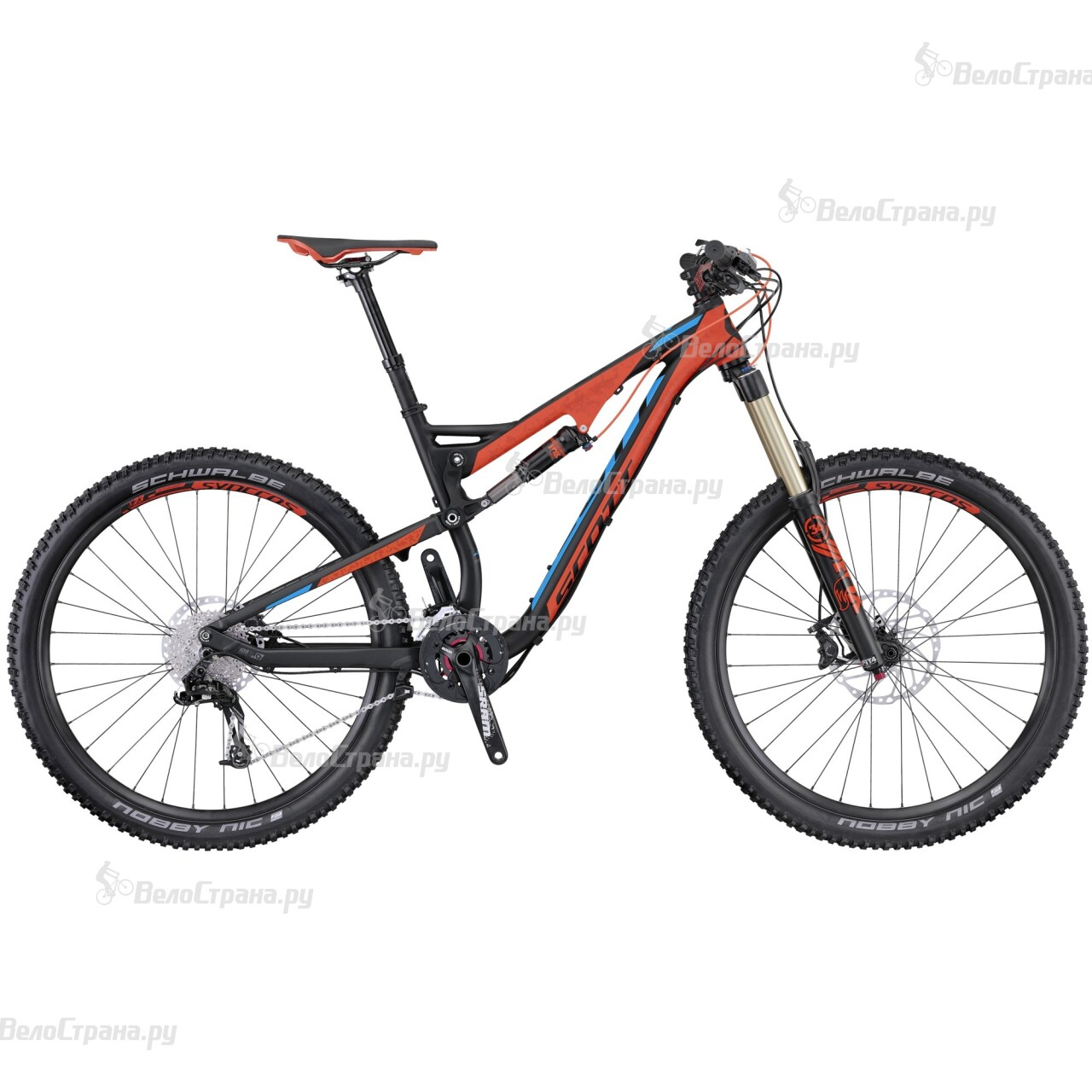 Велосипед Scott Genius LT 720 (2016) велосипед scott genius lt 720 2015