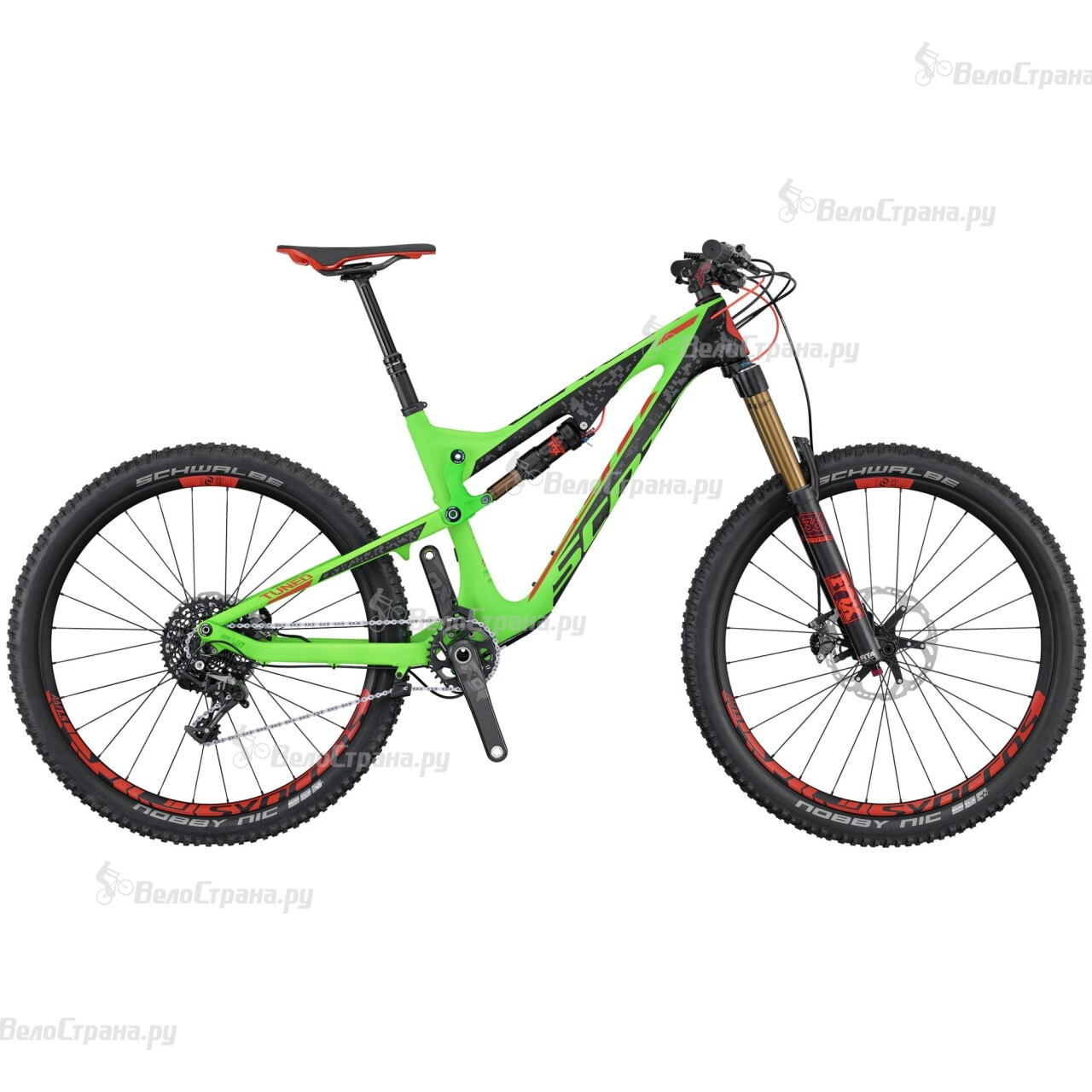 Велосипед Scott Genius LT 700 Tuned (2016) велосипед scott genius lt 700 tuned plus 2016