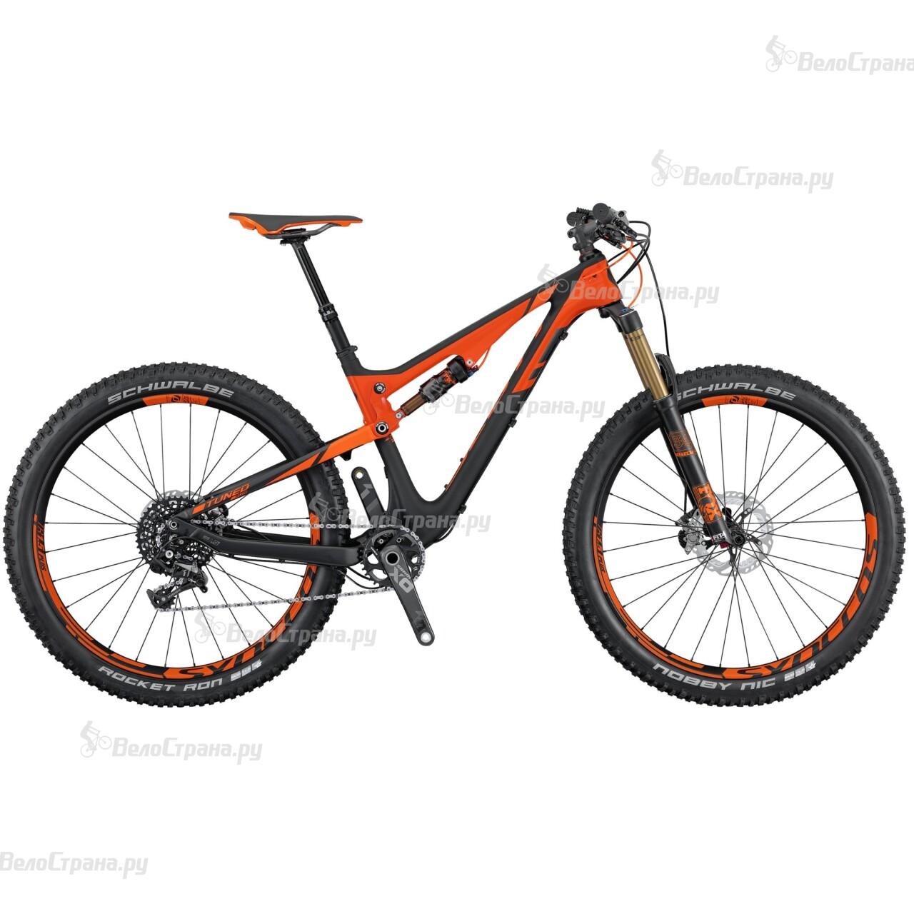 Велосипед Scott Genius 700 Tuned (2016) велосипед scott genius lt 700 tuned plus 2016