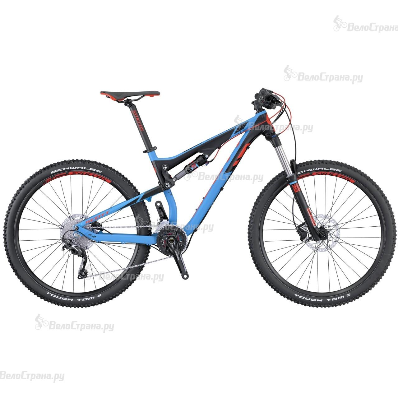 Велосипед Scott GENIUS 750 (2016) scott genius 750 2015
