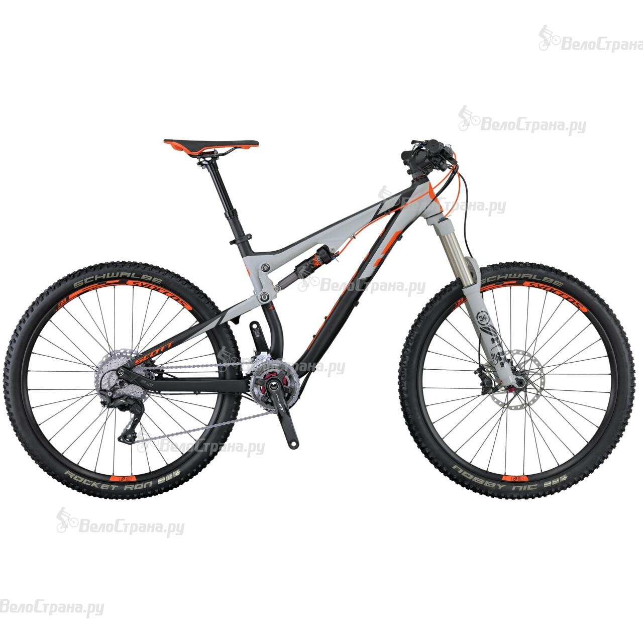 Велосипед Scott Genius 730 (2016) genius hs 300a silver